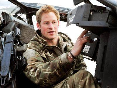 UK's Prince Harry Returning From Afghanistan