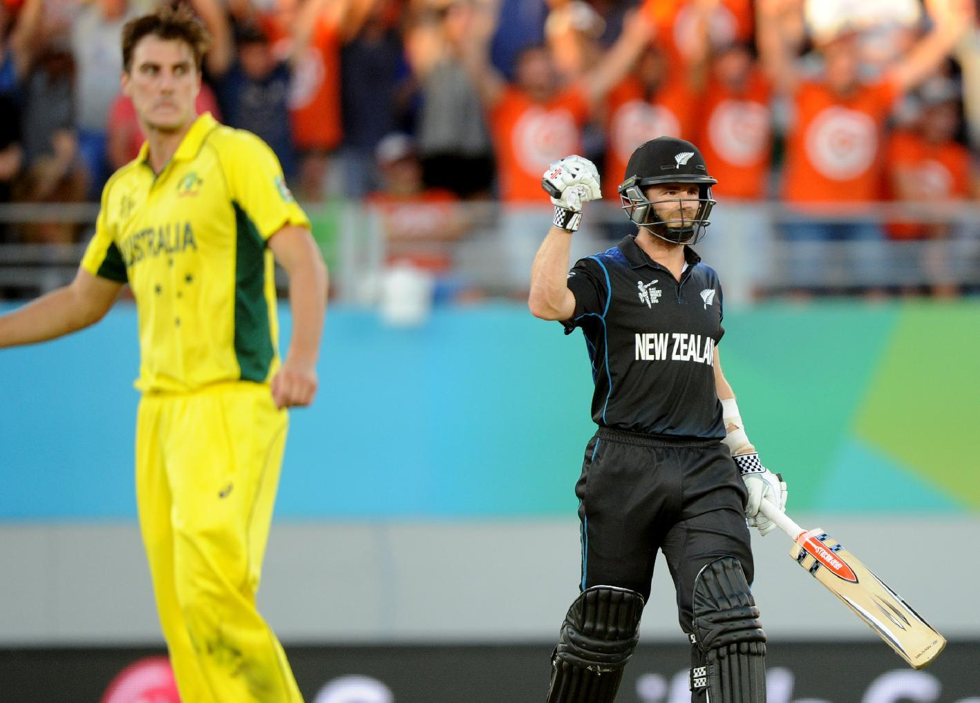 Cool-headed Williamson gets NZ home in WCup thriller