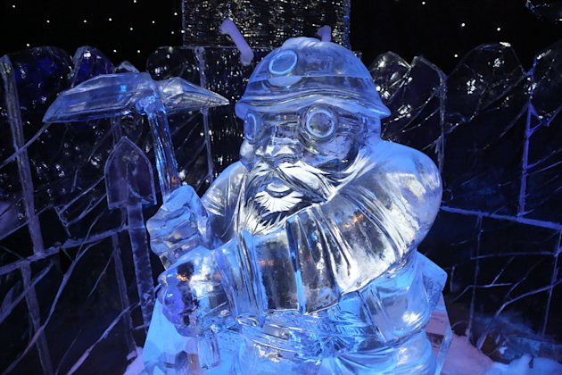 Ice festival