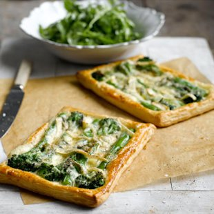 Tenderstem and Cambozola Tartlets: Recipes