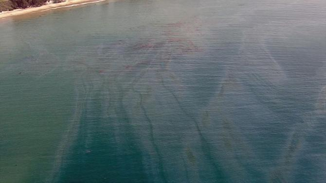 Mystery Oil Sheen Discovered Off California Coast