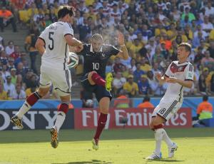 Reshuffle pays off for Germany at World Cup