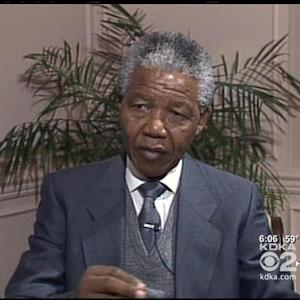 Nelson Mandela, Former South African President, Dies At 95