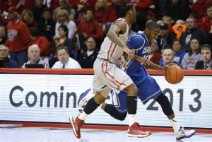 No. 16 Creighton beats Illinois State 79-72