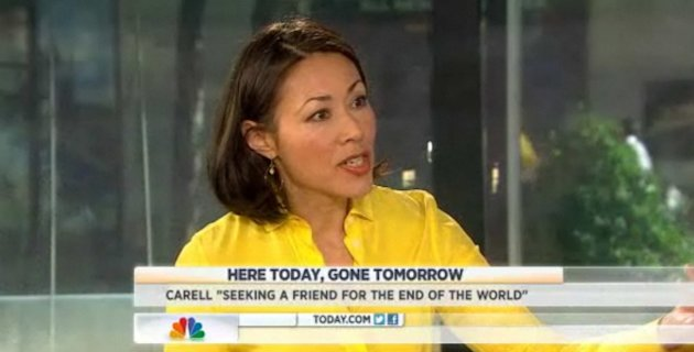 Ann Curry Double Indignity: Cruel TV Chyron, Ironic Magazine Cover