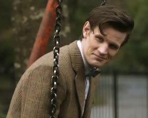 Doctor Who 'Prequel' Video: Get Back in the 'Swing' for the Midseason Premiere!