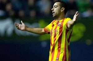 Xavi blasts 'negative element' surrounding Barcelona