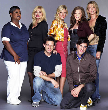 Cleo King, Loni Anderson, James Carpinello, Tori Spelling, Brennan Hesser, Zachary Quinto, Jeannetta Arnette