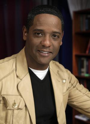 "FILE - In this March 7, 2011 file photo, actor Blair Underwood is photographed in New York. Underwood taps into his brutish side for Broadway revival of ""A Streetcar Named Desire."" opening April 22, 2012. (AP Photo/Richard Drew, file)"