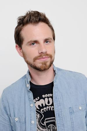 Rider Strong visits the Tribeca Film Festival 2011 portrait studio on April 27, 2011 in New York City  -- Getty Images