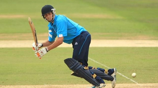 Calum MacLeod struck 67 for Scotland