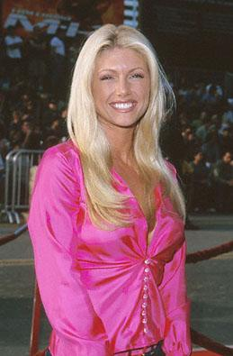 Brande Roderick at The Chinese Theater premiere of Paramount's Mission Impossible 2