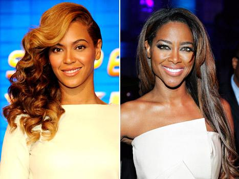 "Beyonce Says Super Bowl Show Was ""Gone With the Wind Fabulous"" Like Real Housewives of Atlanta's Kenya Moore!"
