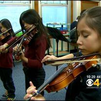 After-School Music Program Helps Students Learn English