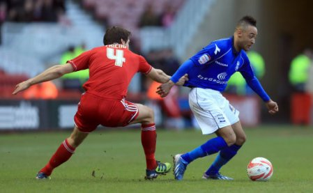 Soccer - npower Football League Championship - Middlesbrough v Birmingham City - Riverside Stadium