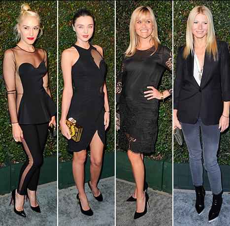 Which Star Looked Hottest at Paul McCartney's My Valentine Party?