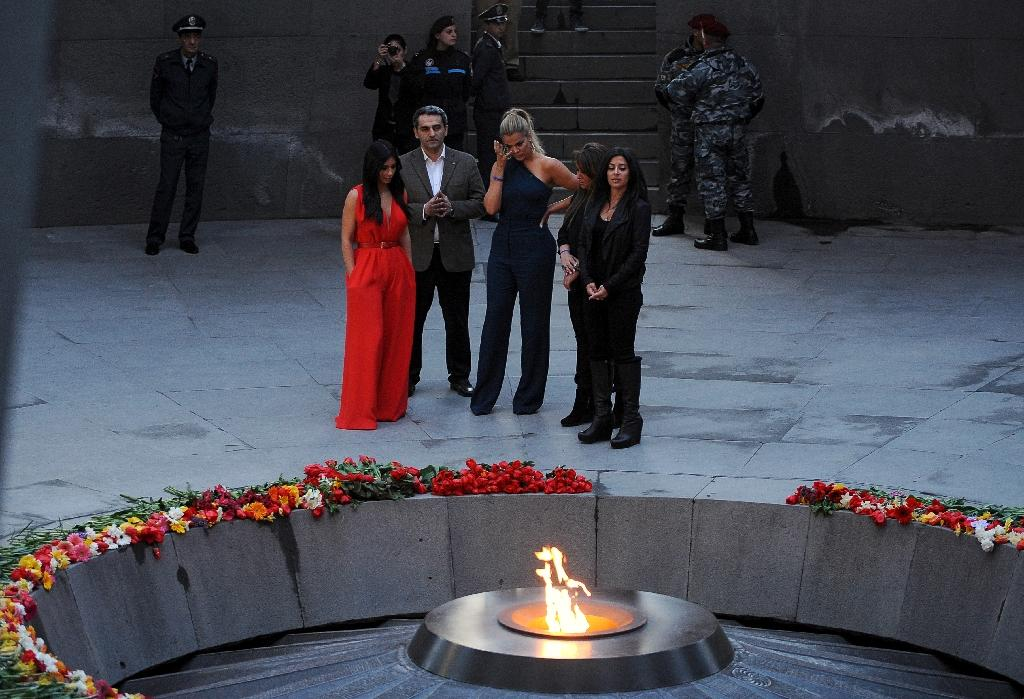 Armenians to mark genocide centenary as Turkey dispute rages on