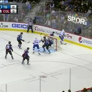 Lightning at Avalanche / Game Highlights