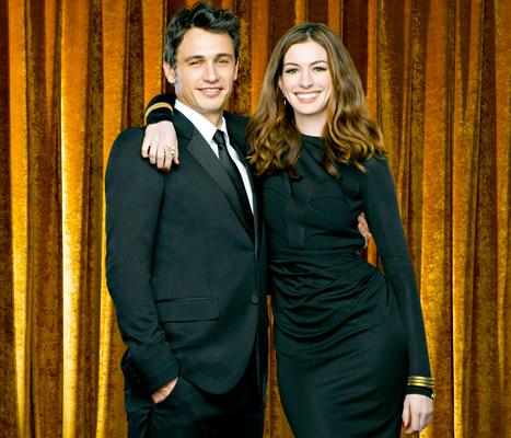 James Franco: I Understand Why People Hate Anne Hathaway, But We've Made Up After Oscars Hosting Gig