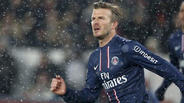 david beckham, paris saint-germain, psg