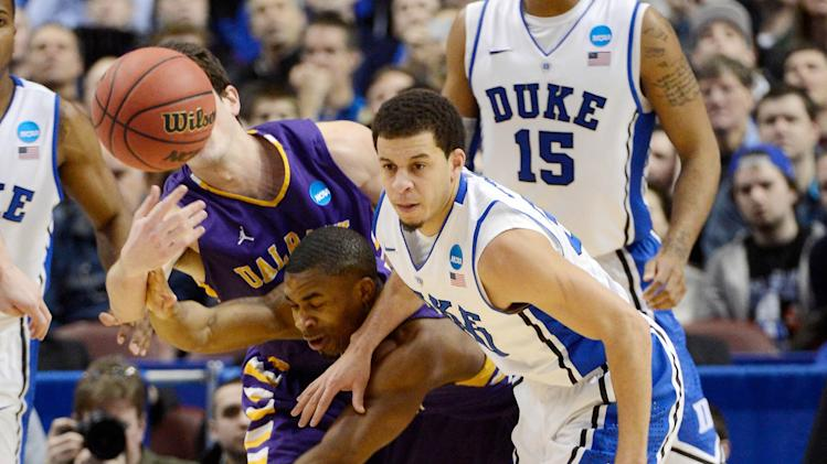 NCAA Basketball: NCAA Tournament-Albany vs Duke