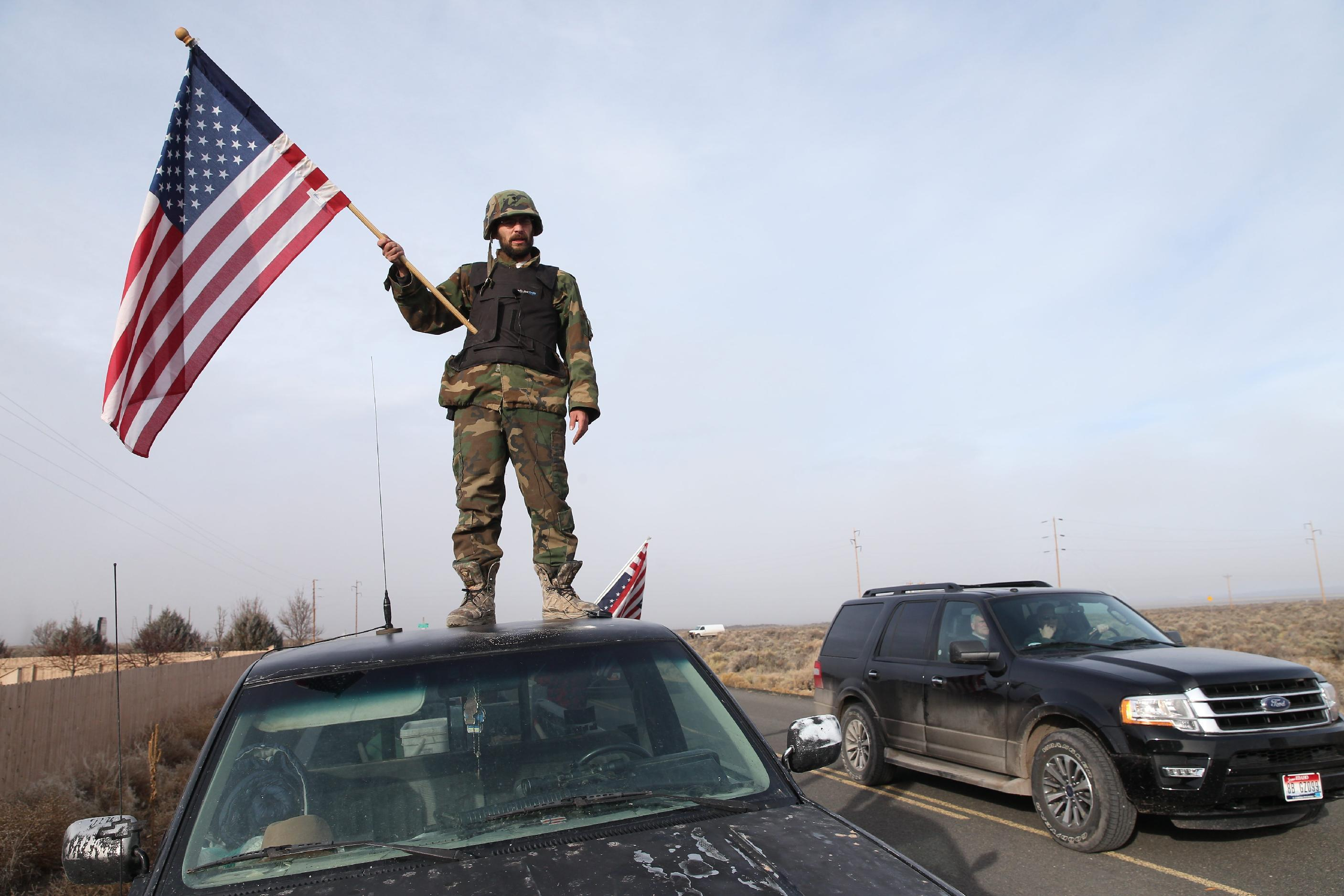 After Oregon standoff, some say: Right fight; wrong tactics