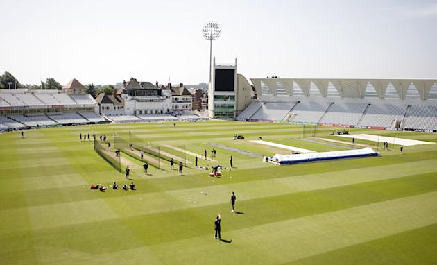 Cricket - First Investec Ashes Test - England v Australia - Australia Nets Session - Day One - Trent Bridge