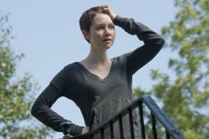 The Following's Breakout Star Valorie Curry Dissects Emma's 'Misplaced' Love of Joe Carroll