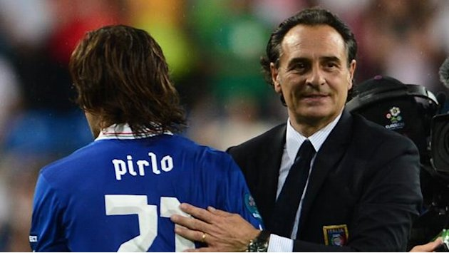 World Cup - Pirlo to end Italy career after Brazil 2014