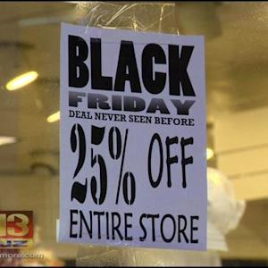Holiday Shoppers Get An Even Earlier Start To The Black Friday Madness