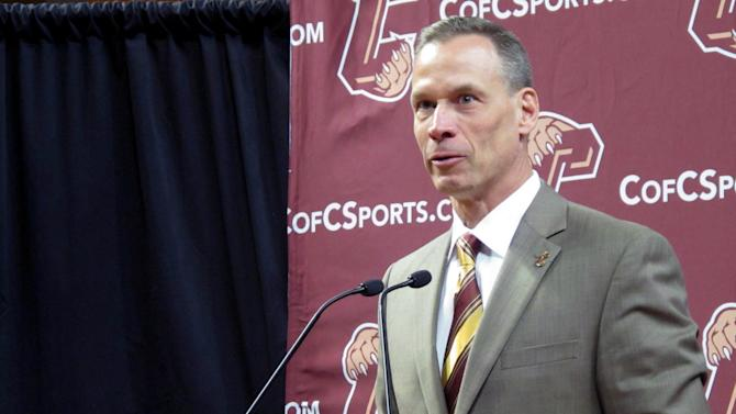 Charleston players 'forgive' fired coach Wojcik
