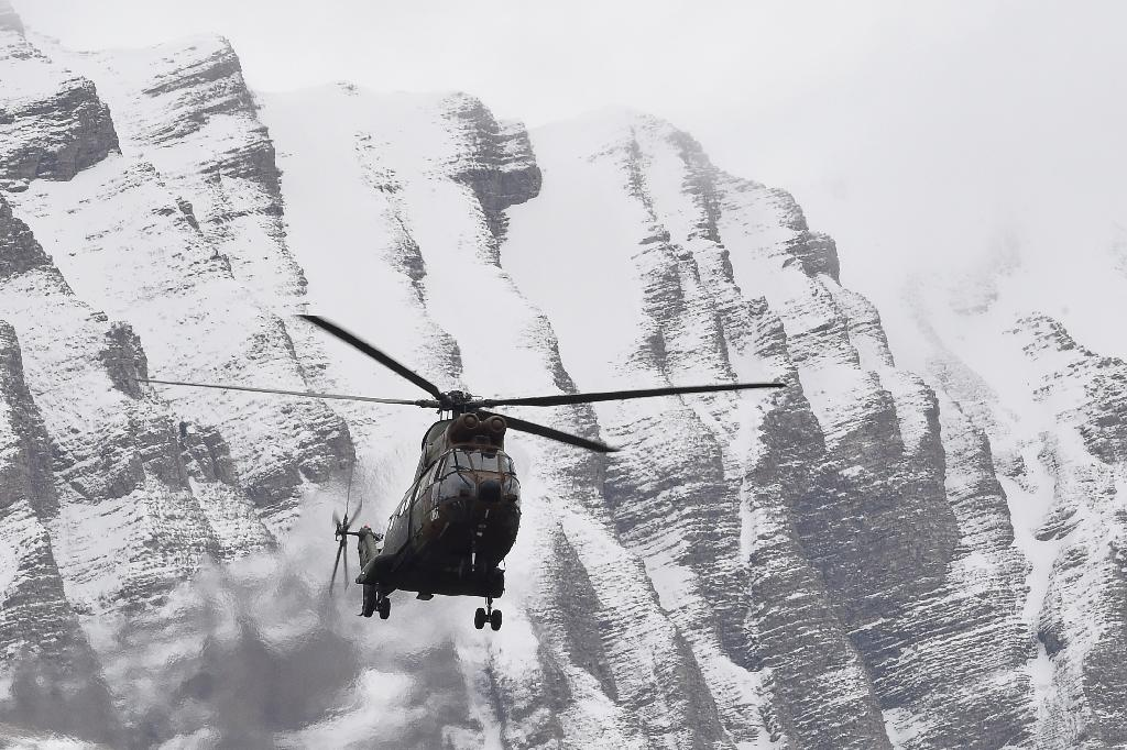French Alps plane crash search: LIVE REPORT