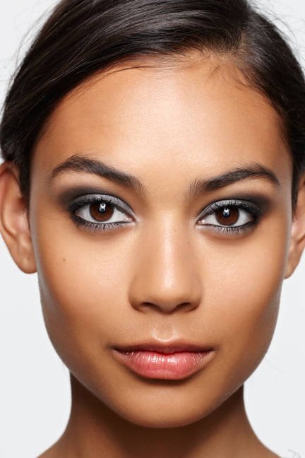 Five-Minute Smoky Eye