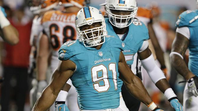 A Wake-Off win: Safety lifts Dolphins past Bengals
