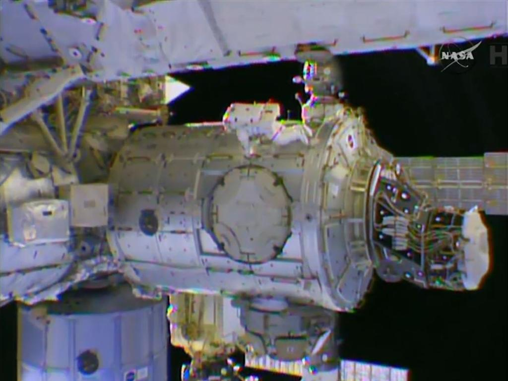 Spacewalk to go ahead on Sunday despite helmet leak: NASA