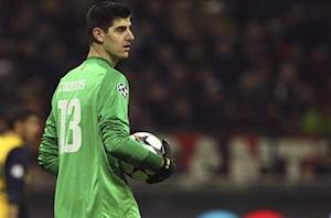 Chelsea keeper Courtois close to Atletico Madrid loan renewal