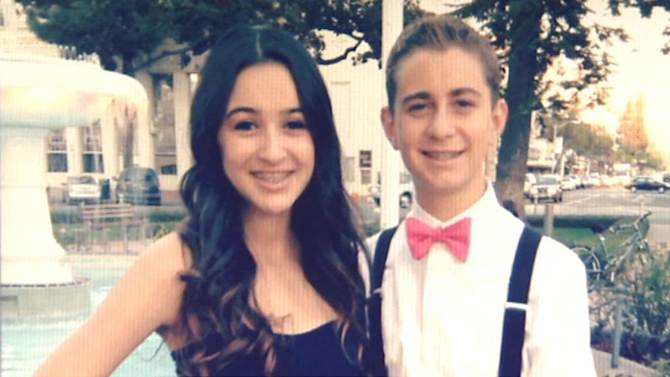 Brain surgery brings two Foothill High School teens together