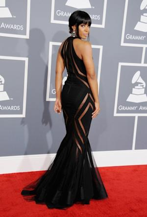 Kelly Rowland attends the 55th Annual GRAMMY Awards at STAPLES Center on February 10, 2013 in Los Angeles -- Getty Premium
