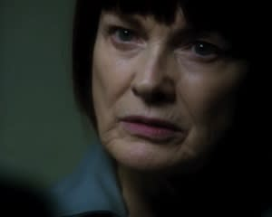 Fringe Videos: Walter Is Drug 'Tested' En Route to the Other Side and 'Meana' Warns Fauxlivia