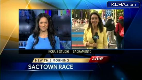 Hundreds race in SACTOWN 10-mile run
