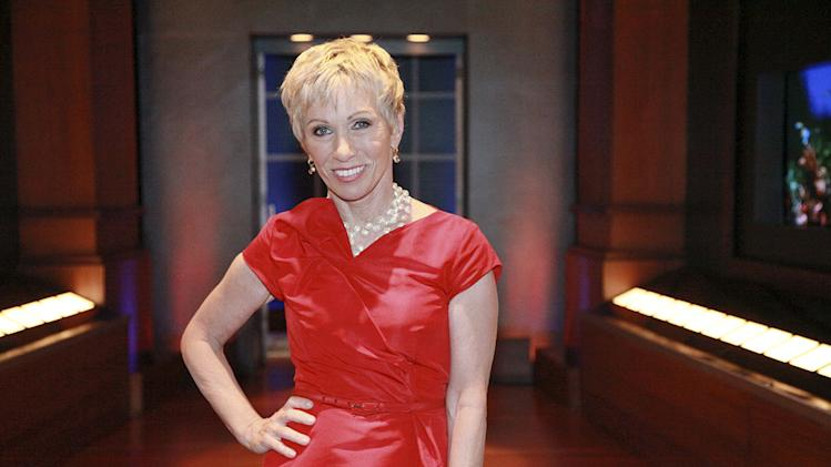 "Barbara Corcoran (Manhattan real estate titan), in ""Shark Tank."""