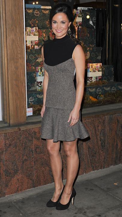 In Stella McCartney, London book launch