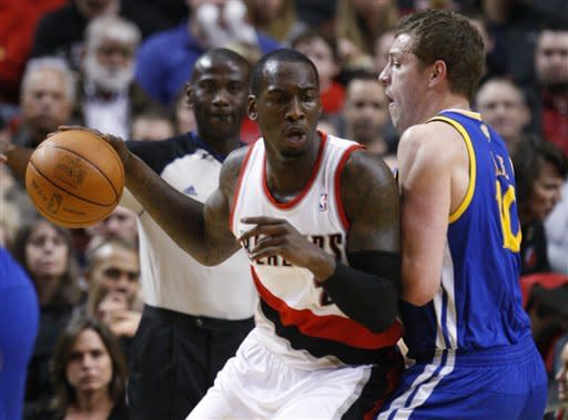 Crawford, Matthews help Blazers beat Warriors