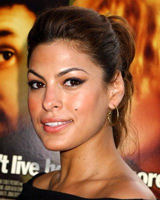 Eva Mendes at the Hollywood premiere of Warner Independent Pictures' We Don't Live Here Anymore