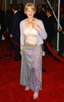 Helen Mirren at the Hollywood premiere of Universal Pictures' Ray