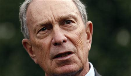Former New York Mayor Bloomberg to spend $50 million on gun control