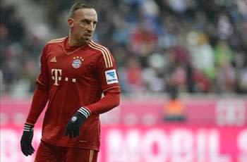 Ribery happy to retire at Bayern