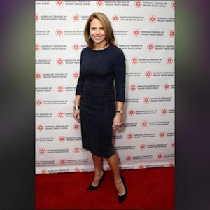 Katie Couric Is Making MILLIONS At Her New Part-Time Job At Yahoo!