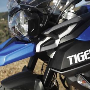 2015 Triumph Tiger 800 XCx First Ride Video