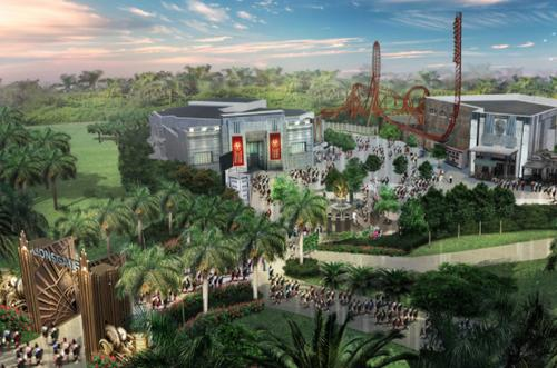 'Hunger Games' Theme Park Moves Toward Construction